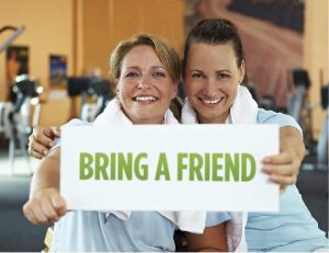 bring a friend small