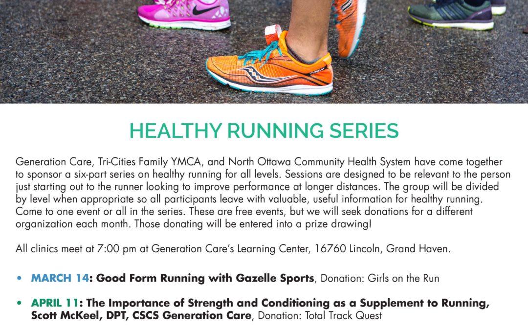 Healthy Running Series